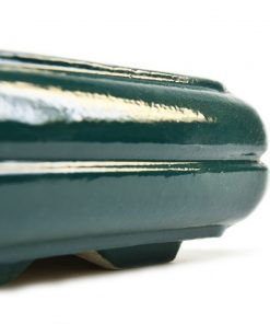 Керамическая плошка Под Бонсай №3 синяя  - Фото 4